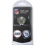 Team Golf New York Giants Two-Marker Cap Clip