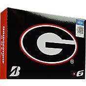 Bridgestone 2015 Georgia Bulldogs e6 Golf Balls