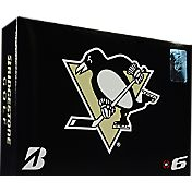 Bridgestone 2015 Pittsburgh Penguins e6 Golf Balls