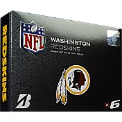 Bridgestone 2015 Washington Redskins e6 Golf Balls