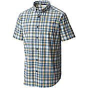Columbia Men's Big & Tall Rapid Rivers II Short Sleeve Button Down Shirt