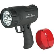 Cyclops Sirius 9 Watt Rechargeable Hand Held Spotlight