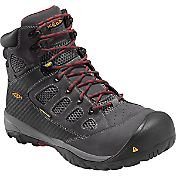 KEEN Men's Tucson Mid Waterproof Steel Toe Work Boots