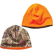 Mossy Oak Reversible Fleece Hunting Beanie