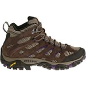 Merrell Women's Moab Ventilator Mid Hiking Boots