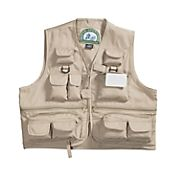 Master Sportsman Men's 26 Pocket Fishing Vest