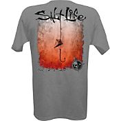 Salt Life Men's Hook Line & Sinker T-Shirt