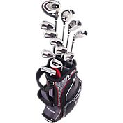 Top Flite Senior Tour 18-Piece Complete Set – (Graphite)