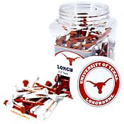 Team Golf Texas Longhorns 2.75' Golf Tees - 175-Pack