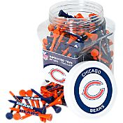 Team Golf Chicago Bears 175 Count Golf Tee Jar