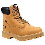 Timberland PRO Men's Direct Attach 6'' Waterproof 200g Steel Toe Work Boots