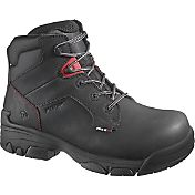 "Wolverine Men's Merlin 6"" Waterproof Composite Toe Work Boots"