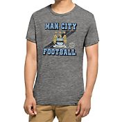 '47 Men's Manchester City Tri-State Grey T-Shirt