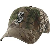 '47 Men's Seattle Mariners Realtree Camo Clean Up Adjustable Hat