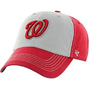 '47 Men's Washington Nationals McGraw Clean Up Red Adjustable Hat