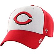 '47 Men's Cincinnati Reds Beta MVP Red Adjustable Hat
