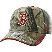 '47 Men's Boston Red Sox Realtree Camo Adjustable Hat