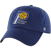 '47 Men's Indiana Pacers Hardwood Classic Clean Up Navy Adjustable Hat