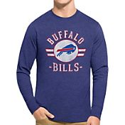 '47 Men's Buffalo Bills Club Long Sleeve Shirt