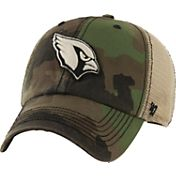'47 Men's Arizona Cardinals Burnett Adjustable Camouflage Hat