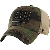 '47 Men's New York Giants Burnett Adjustable Camouflage Hat
