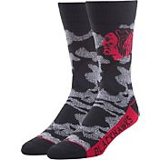 47 Chicago Blackhawks Bayonet Fuse Crew Socks