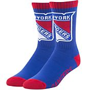 47 New York Rangers Bolt Sport Crew Socks