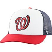 '47 Women's Washington Nationals Glimmer Captain Adjustable Hat