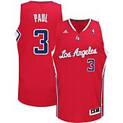 adidas Men's L.A. Clippers Chris Paul #3 Road Red Swingman Jersey