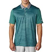 adidas Men's climachill Camo Print Golf Polo