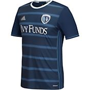 adidas Men's Sporting KC 2016 Replica Away Jersey