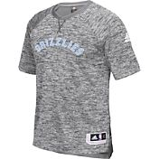 adidas Men's Memphis Grizzlies On-Court Grey Shooting Shirt