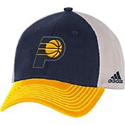 adidas Men's Indiana Pacers Structured Adjustable Hat