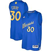 adidas Men's Golden State Warriors Steph Curry #30 2016 Christmas Day Swingman Jersey