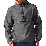 adidas Men's Sideline Quarter Zip Anorak Jacket