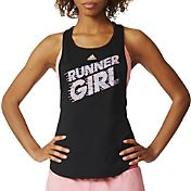 adidas Women's Runner Girl Graphic Tank Top