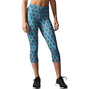adidas Women's Supernova Printed Three Quarter Running Tights