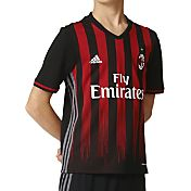 adidas Youth AC Milan 16/17 Replica Home Jersey