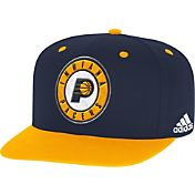adidas Youth Indiana Pacers On-Court Adjustable Snapback Hat