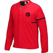 adidas Youth Toronto Raptors On-Court Red Jacket