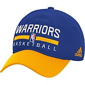 adidas Youth Golden State Warriors Practice Performance Adjustable Hat