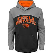 Gen2 Youth Oregon State Beavers Black/Grey Arc Hoodie