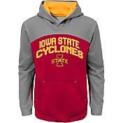 Gen2 Youth Iowa State Cyclones Cardinal/Grey Arc Hoodie