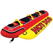 Airhead Hot Dog Towable Tube