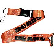 Chicago Bears Orange Lanyard