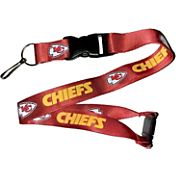 Kansas City Chiefs Red Lanyard