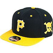American Needle Men's Pittsburgh Pirates Blockhead Adjustable Hat