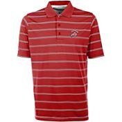 Antigua Men's Utah Utes Crimson Deluxe Performance Polo