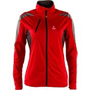 Antigua Women's Boston Red Sox Full-Zip Red Discover Jacket
