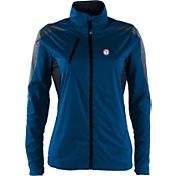 Antigua Women's Texas Rangers Full-Zip Royal Discover Jacket